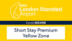 Stansted Official Short Stay - Premium - Green Zone