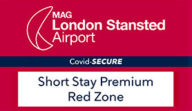 Stansted Official Short Stay - Premium - Red Zone