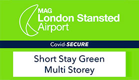 Stansted Short Stay Green Multi-Storey - Onsite