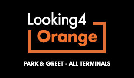 Heathrow Looking4 Orange - Park and Greet - All Terminals