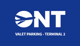 Ontario Airport Parking - Valet - Terminal 2