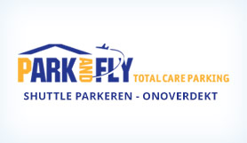 Park and Fly - Shuttle - Außenparkplatz - Schiphol