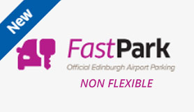 Edinburgh FastPark Terminal Parking - NON FLEX