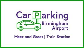 Car Park Birmingham - Meet and Greet - Drop at Train Station - 2 mins transfer