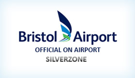 Official Bristol Airport Silver Zone