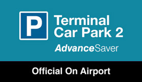 Luton - Terminal Car Park 2 (Multi Storey) Parking - Adv. Saver