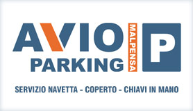 Avio Parking Malpensa - Coperto - VIP!