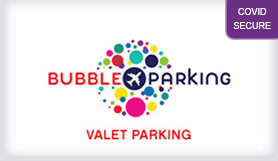 Stansted - Bubble Valet Parking - Meet & Greet - Non Flex