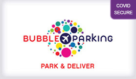 Gatwick - Bubble Park & Deliver - Return Meet - Non Flex