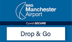 Manchester Official Drop and Go - Onsite - Serves all Terminals