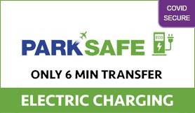 Glasgow Parksafe Park and Ride - Electric Charging