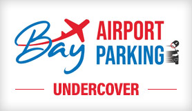 Bay Airport Parking - Park and Ride - Undercover