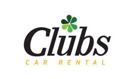 Clubs Car Rental Orlando - Self Park - Uncovered - Belle Isle