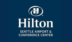 Hilton Seattle Airport & Conference Center - Self Park - Covered - Seattle
